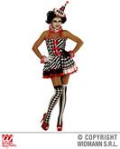 Adult Pierrot Girl Costume
