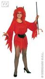 Lady Devil Adult Costume
