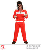 Tracksuit Red (Xl)