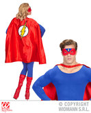 Adult Super Hero Cape & Mask