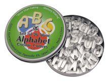 Mini Alphabet Cutter Set