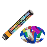 Confetti Foil Cannon 30cm Compressed Air