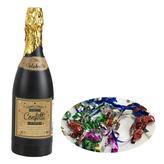 Foil Confetti Champagne Bottle 33cm