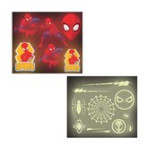 Spiderman Gid Stickers