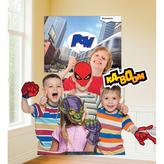 Spiderman Photo Booth Kit