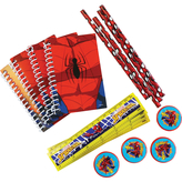 Spiderman 16 Piece Stationary Pack