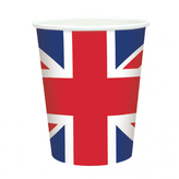 Union Jack Cups