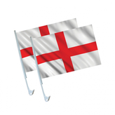 England Car Flags
