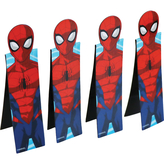 Spiderman Magnetic Bookmarks 3d