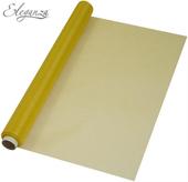 Eleganza Soft Sheer Organza Gold 47cmx 10m