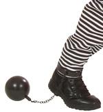 Prisoner Ball And Chain