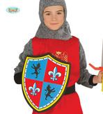 Child Medieval Shield Eva 35cm