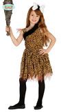 Cavegirl Child Costume (5 6yrs)