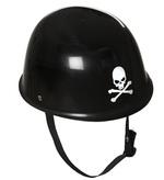 Biker Helmet Hard Plastic