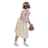 Burglar Granny Child Costume (5 6yrs)