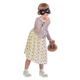 Burglar Granny Child Costume (9 10yrs)