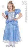 Blue Princess/Fairy Dress Child (8 10yrs)