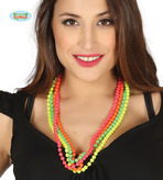 Assorted Coloured Neon Necklaces