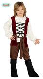Child Tudor Innkeeper Costume (5 6yrs)