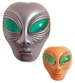 Alien Mask Plastic
