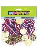 24 Winner Medals