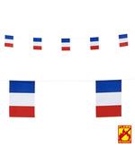 France Flag Bunting Garland 6m
