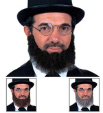 Beard Human Hair Theatrical