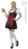 Bavarian Beer Maid Adult Costume