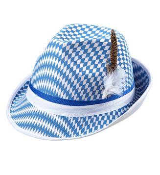 Bavarian Flag Fedora