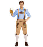 Bavarian Adult Lederhosen