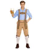 Bavarian Adult Lederhosen (Xl)