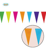Paper Bunting Strip 10m