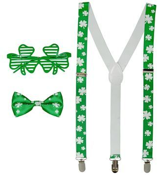 St Patricks Day 3 Piece Set