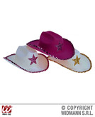 COPY OF Sequin Decorated Cowboy Hat