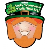 St Patricks Facial Hair Novelty