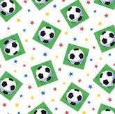 Tablecover Championship Soccer Plastic 137x274cm