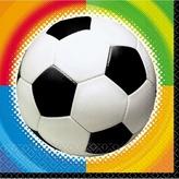 Napkins Championship Soccer 33cm