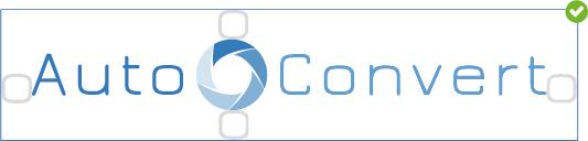 Correct AutoConvert Logo