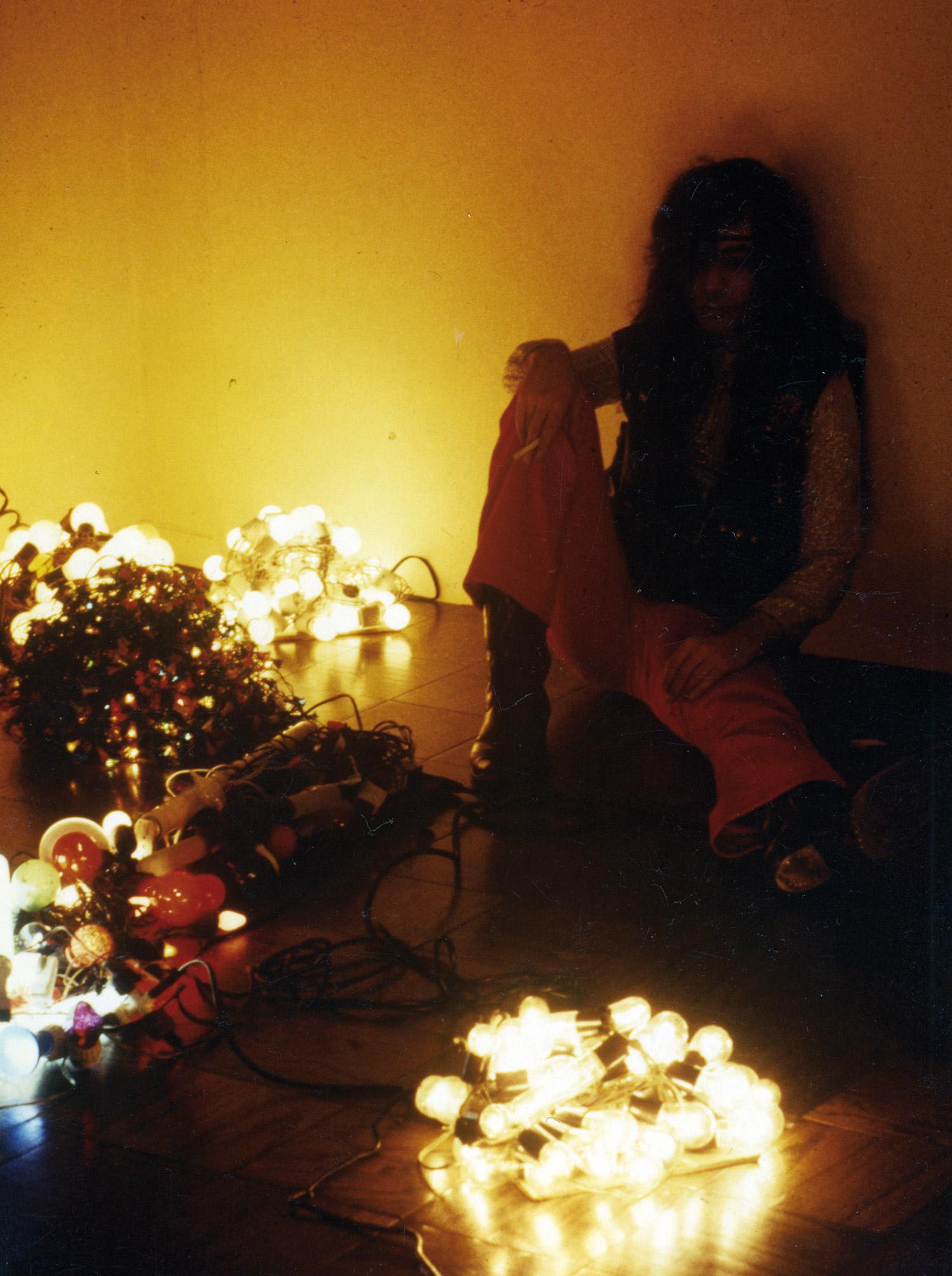Vega_in Licht gelb, 1972