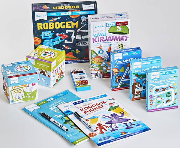 Eskaripaketti sisältää 10 tuotetta edulliseen kimppahintaan.