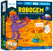 Robogem -ohjelmointipeli 6-99 v