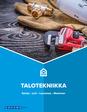 Talotekniikka-digikirja (6 kk)