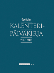 Opettajan kalenteripäiväkirja 2017 - 2018