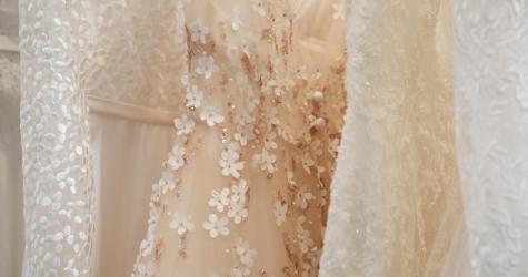 Sassi Holford during Barcelona Bridal Fashion Week
