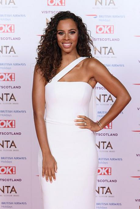 Image of Rochelle Humes