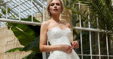 Sassi Holford Bridal 2021 Asteria Collection
