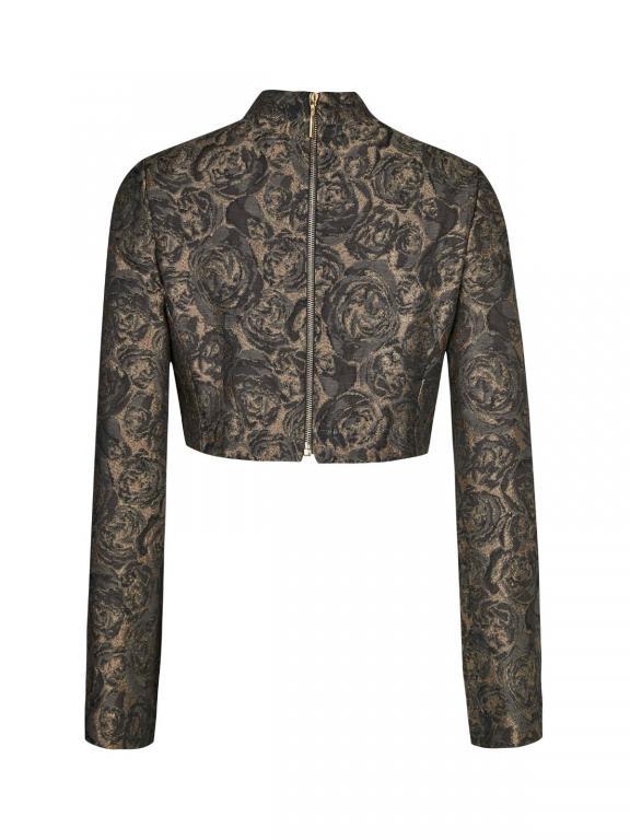 Sassi Holford Damascus Jacket Charcoal