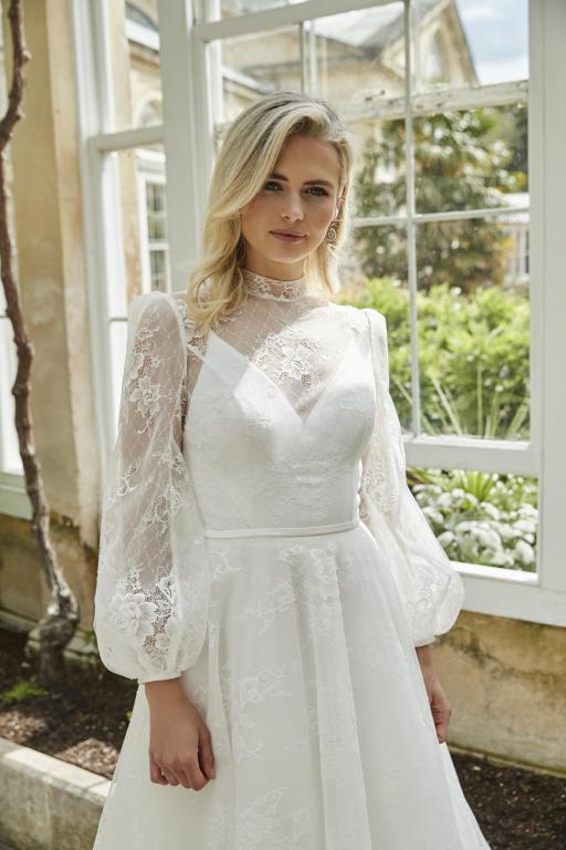 Sassi Holford Bridal 2021 - Ashley jacket