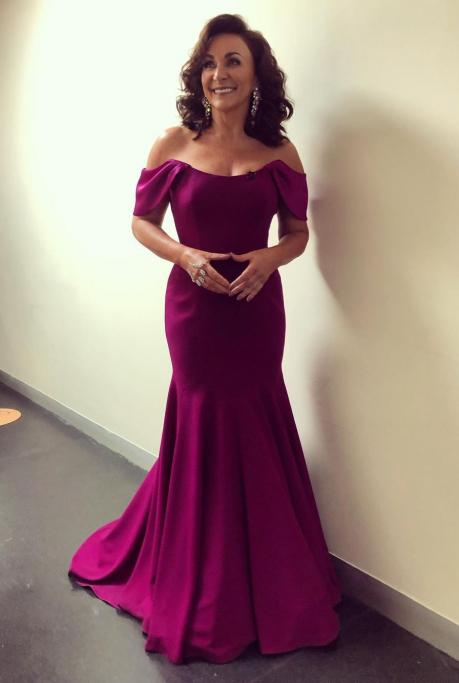 Image of Shirley Ballas - Strictly Come Dancing 2020 Final