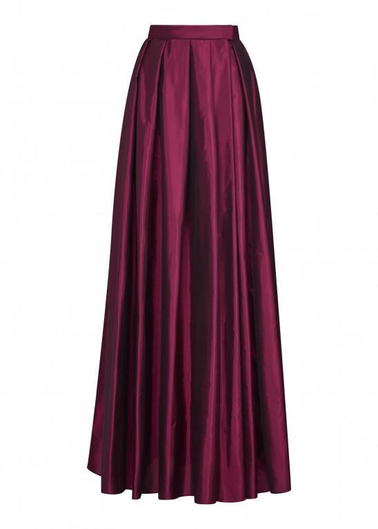 Sassi Holford RTW 2021 Florence Skirt Cerise (Front)